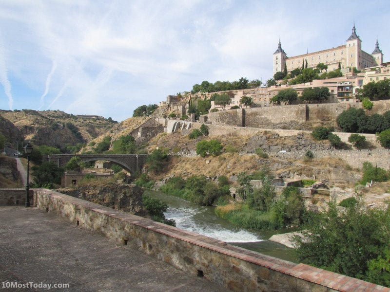 Ciudades medievales mejor conservadas: Toledo