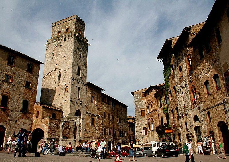 Ciudades medievales mejor conservadas: San Gimignano