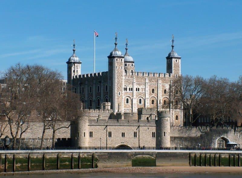 Principales atracciones de Londres: Torre de Londres