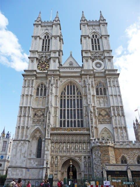 Principales atracciones de Londres: Abadía de Westminster