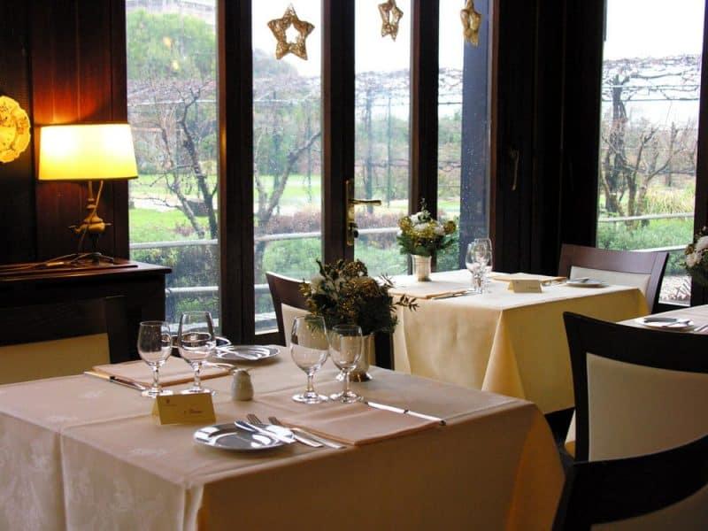 Restaurantes en Venecia