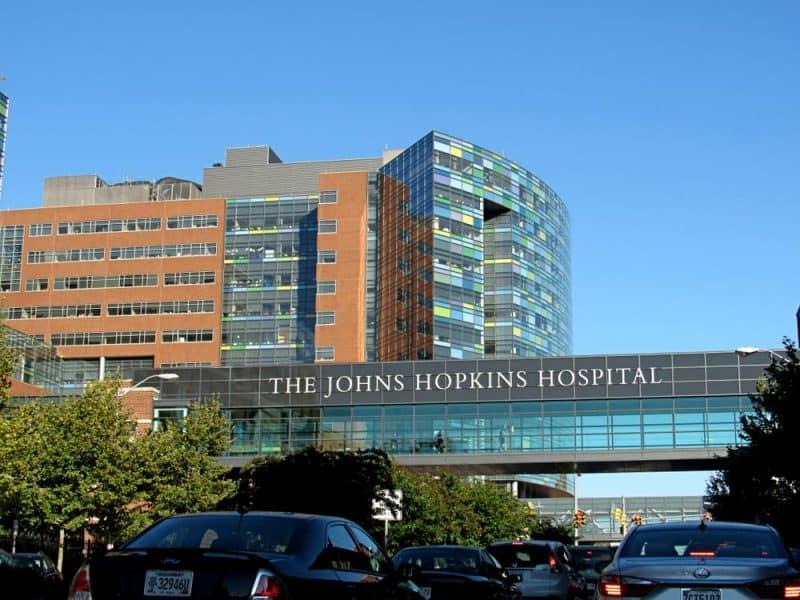Hospitales más avanzados: Hospital Johns Hopkins