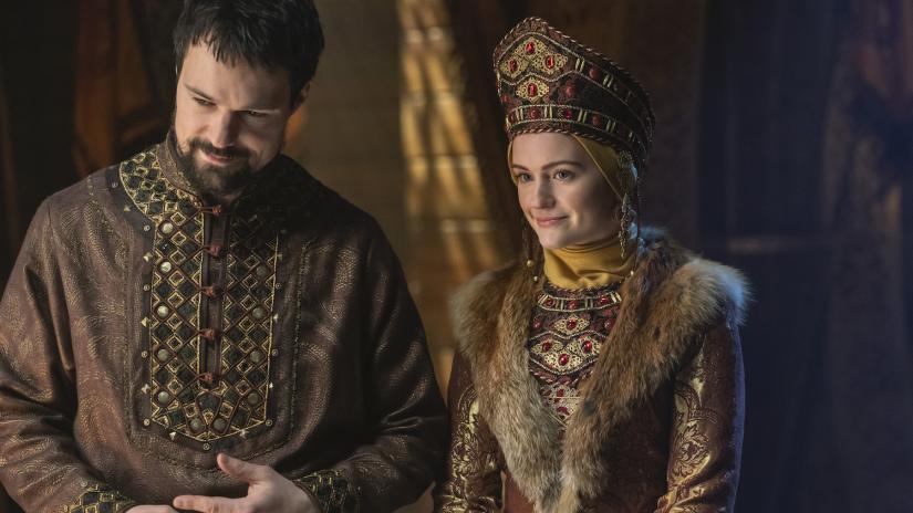¿Cuándo comienza Vikings Temporada 6 Episodio 6? 1