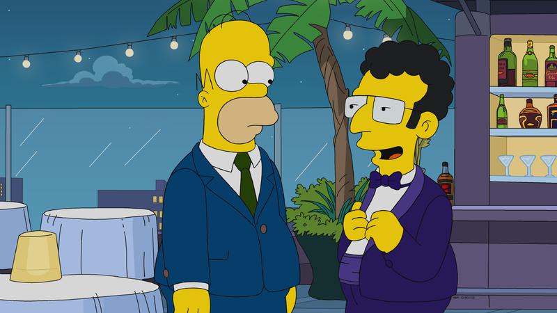 ¿Cuándo comienza el episodio 12 de la temporada 31 de Los Simpson? 1