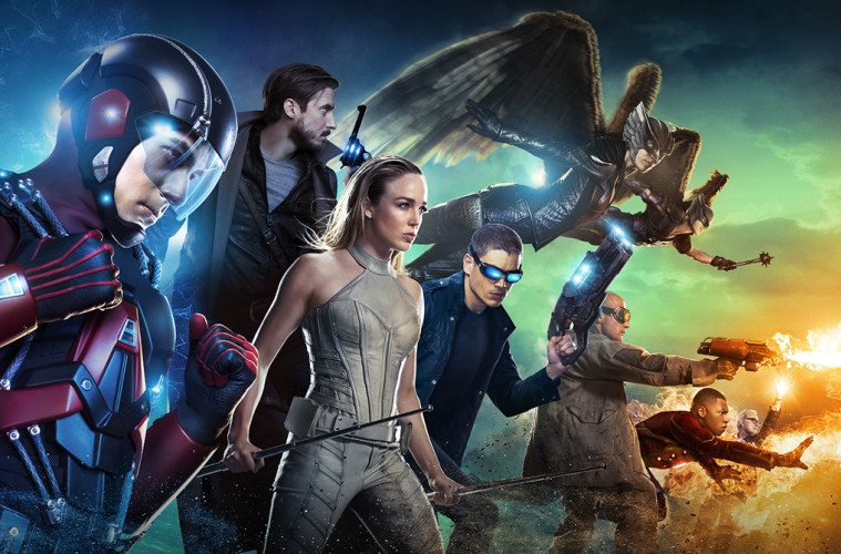 ¿Cuándo se estrenará la quinta temporada de Legends of Tomorrow en The CW? 1