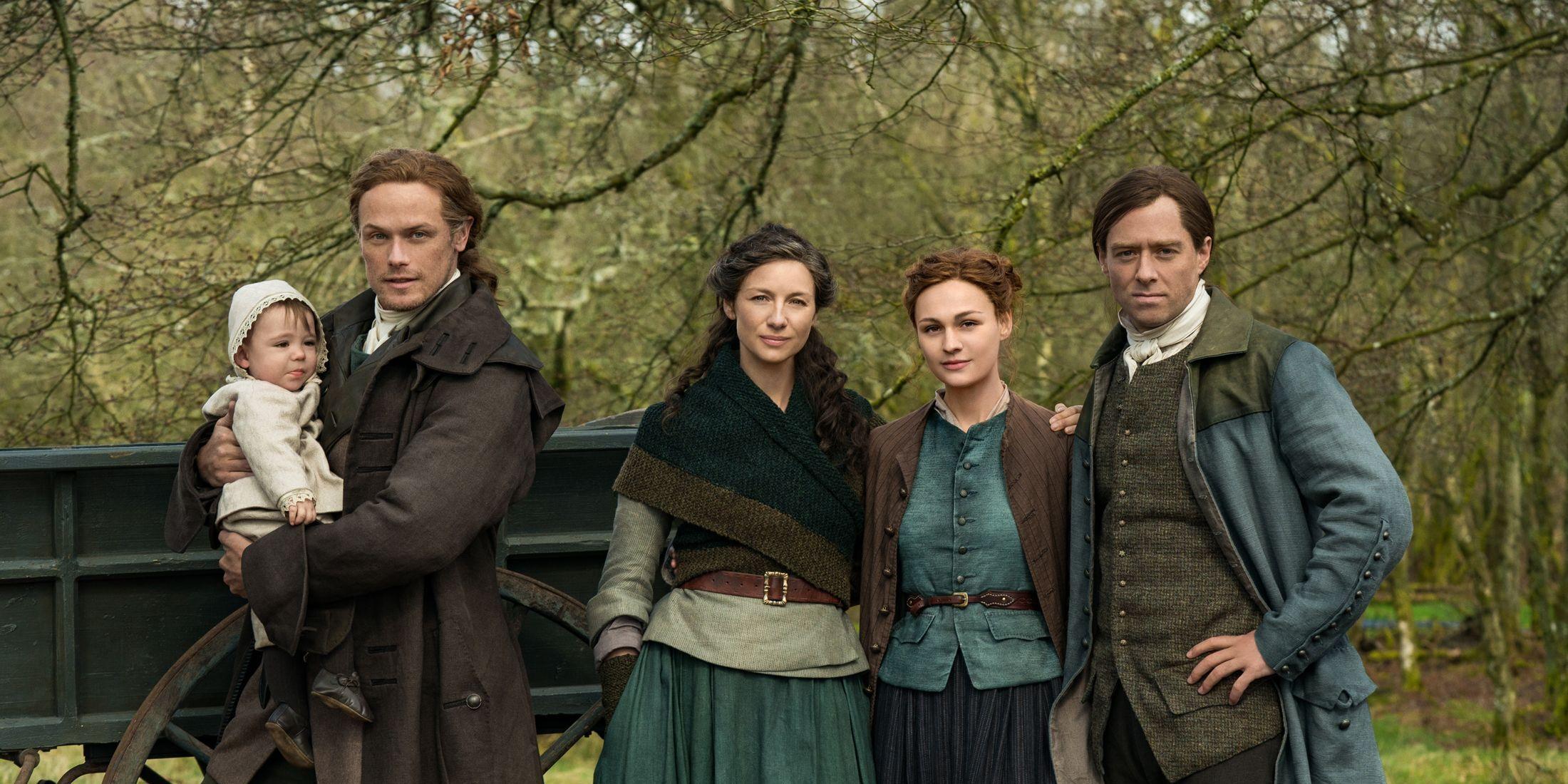 ¿Cuándo se lanzará la temporada 6 de Outlander en Starz? 1