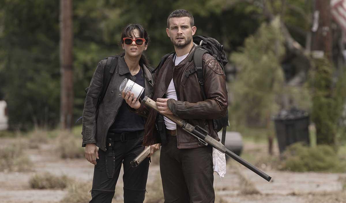 ¿Dónde se filma The Walking Dead: World Beyond? 1