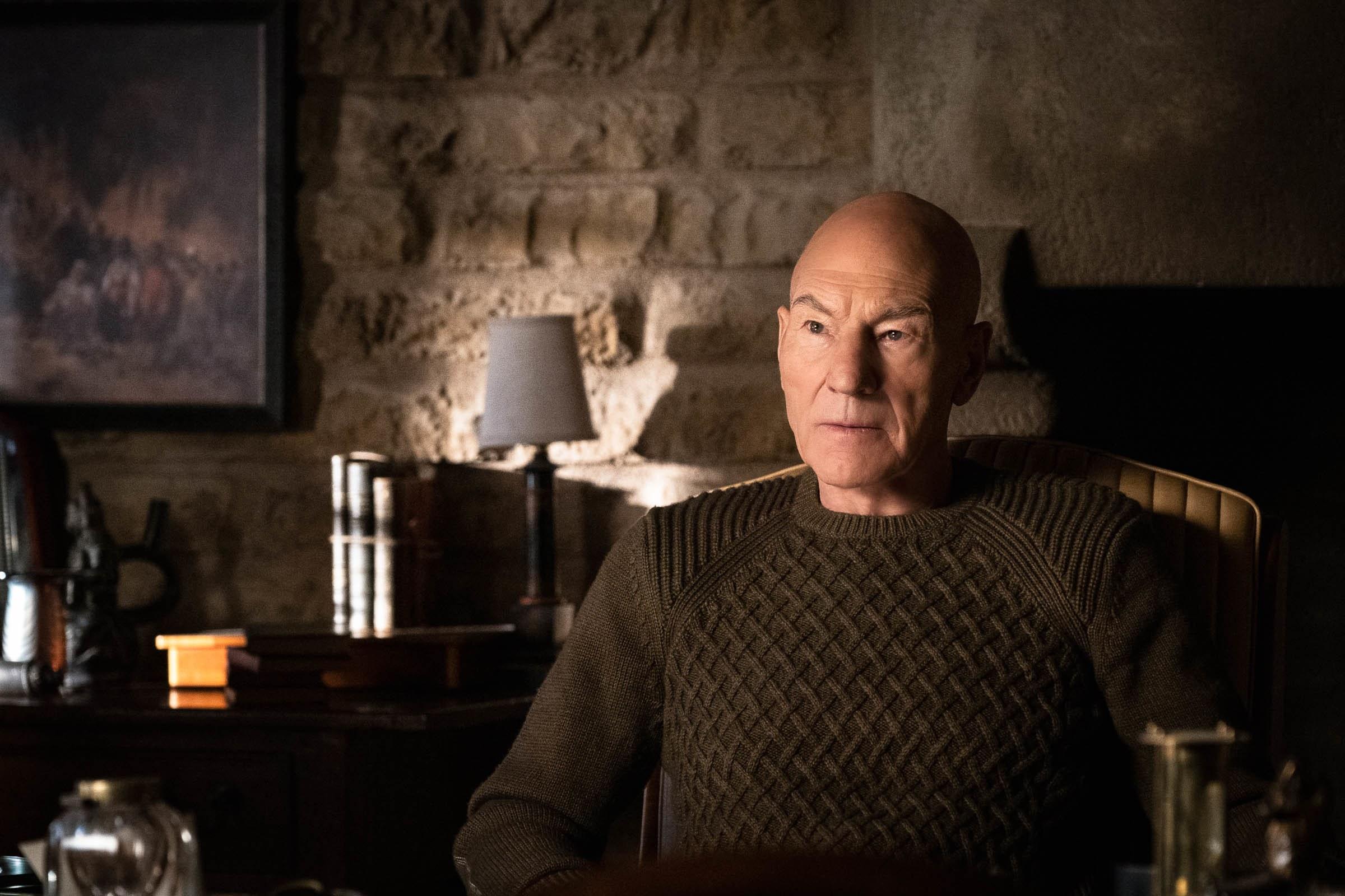 ¿Dónde tuvo lugar el rodaje de 'Star Trek: Picard'? 1