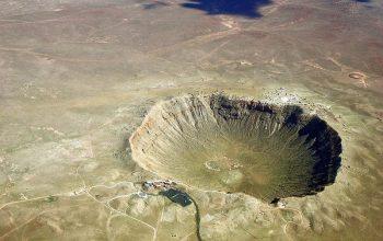 10 cráteres de impacto más increíbles 4