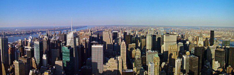Los 10 horizontes más bellos de la ciudad: Nueva York