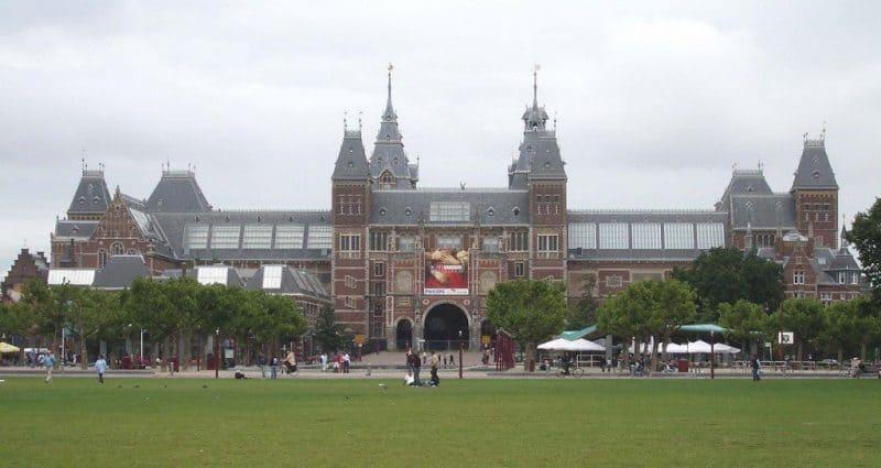 Principales atracciones de Ámsterdam: Rijksmuseum