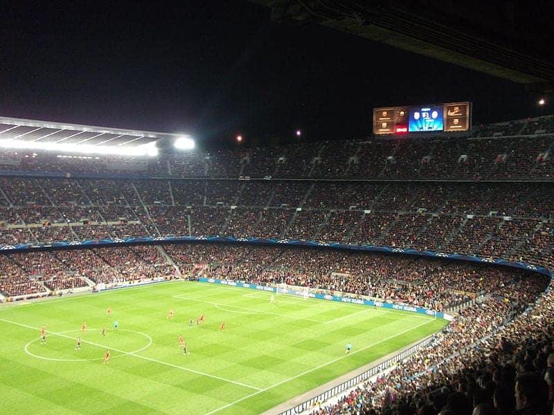 10 mejores lugares para ver un partido de fútbol en Europa 1