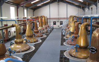 10 mejores tours de destilería de whisky en el mundo 10