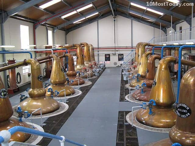 10 mejores tours de destilería de whisky en el mundo 1