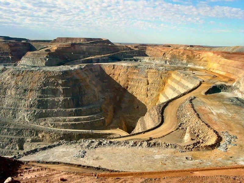 Las minas a cielo abierto más increíbles: Kalgoorlie Super Pit (Fuente: Wiki)
