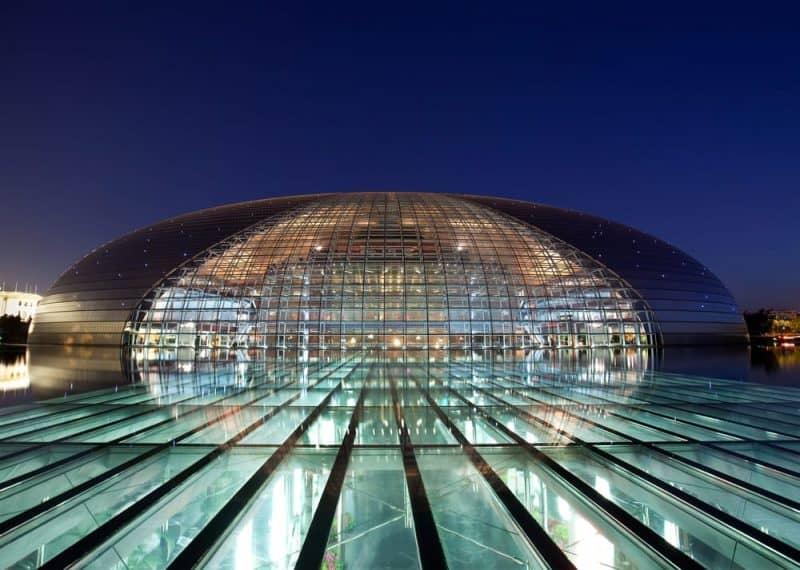 Las 10 maravillas arquitectónicas más importantes del mundo moderno 1