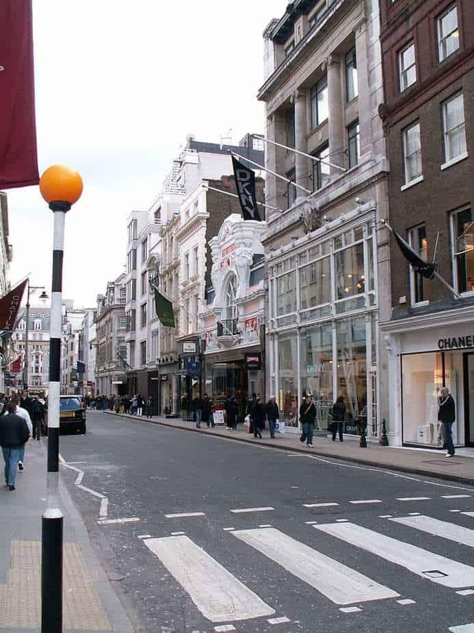 Las mejores calles comerciales