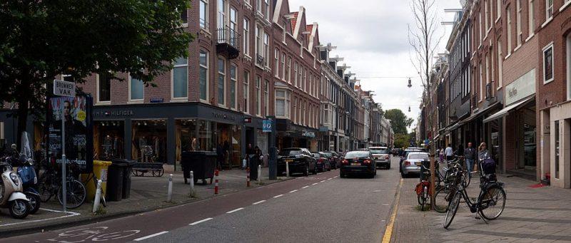 Las mejores calles comerciales del mundo: PC Hooftstraat, Amsterdam