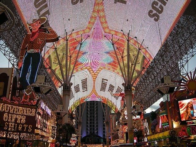 Sitios de interés en Las Vegas