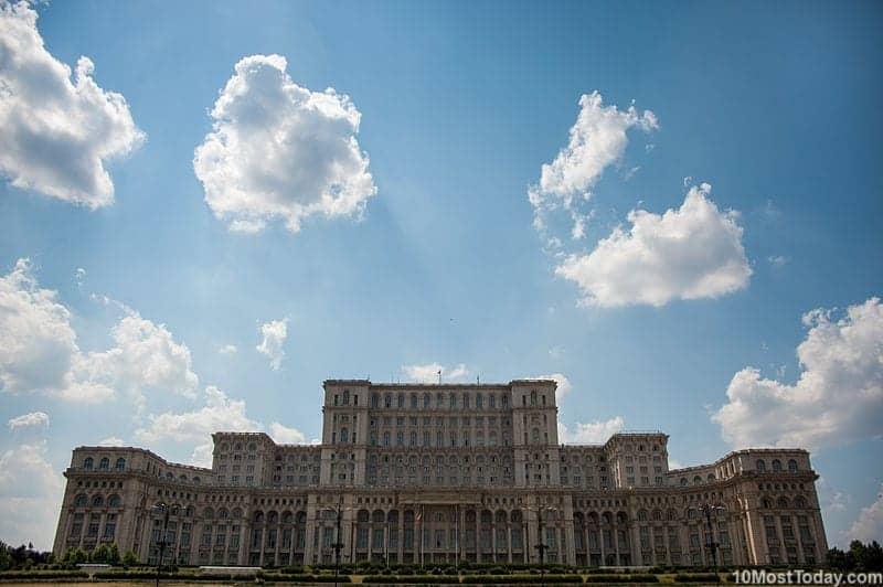 edificio del Parlamento