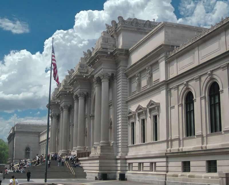 Los mejores museos del mundo: The Met, NYC