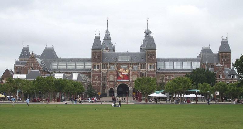 Rijksmuseum, Amsterdam, Países Bajos