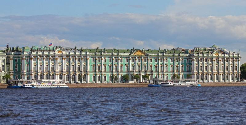 Los mejores museos del mundo: Hermitage, San Petersburgo, Rusia