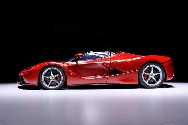 Los 10 autos más caros del mundo 1