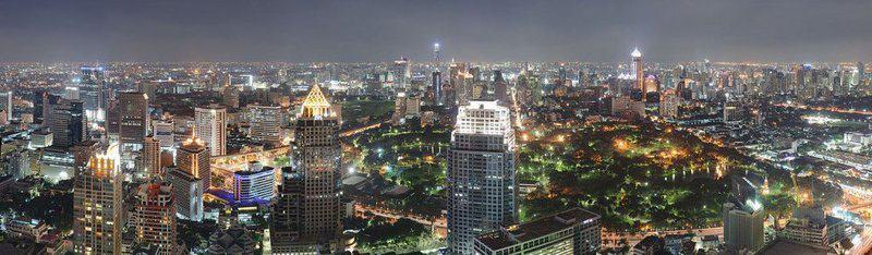 Horizonte de bangkok