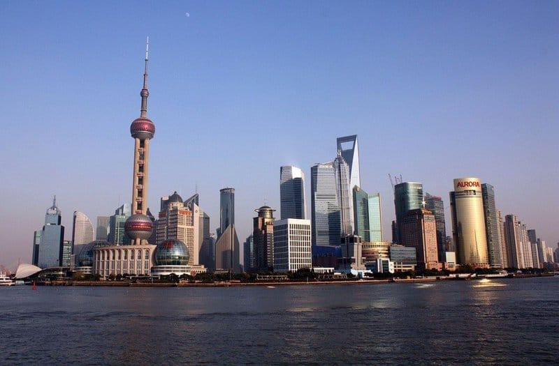 10 de los horizontes más bellos de la ciudad: Shanghai