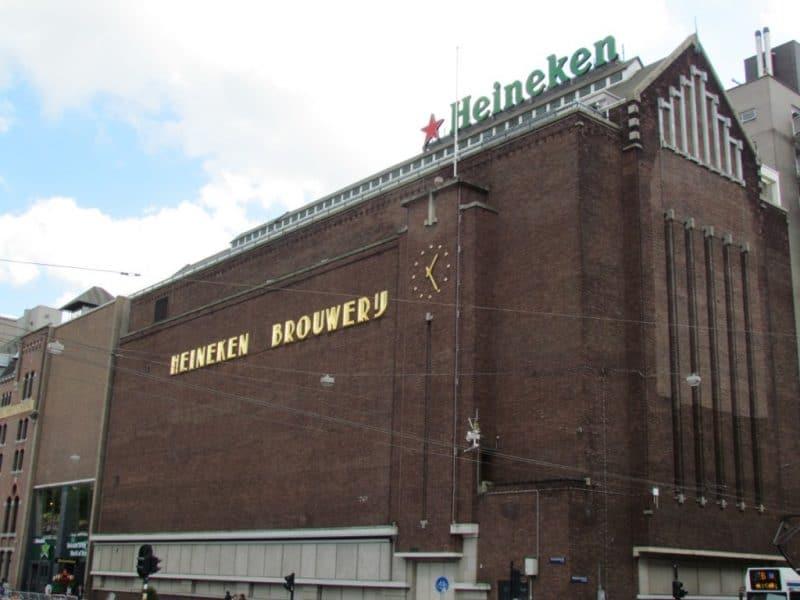 Principales atracciones de Ámsterdam: Experiencia Heineken