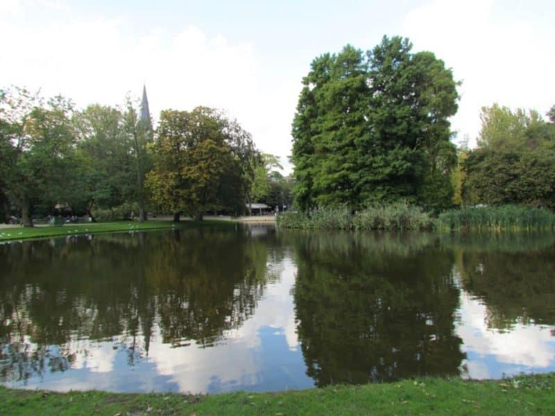 Principales atracciones de Ámsterdam: Vondelpark