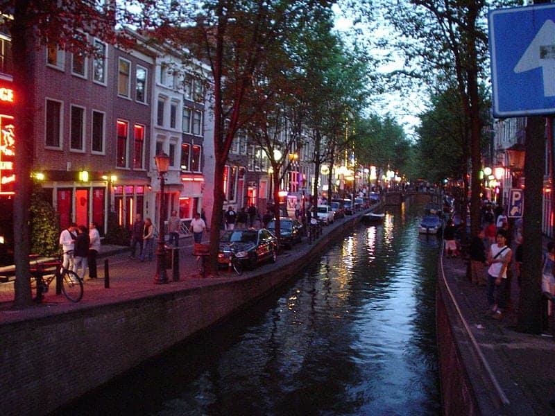 Principales atracciones de Ámsterdam: Barrio rojo de De Wallen