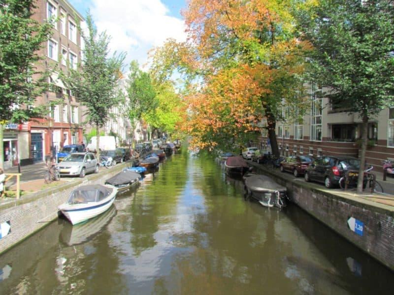 Atracciones principales en Ámsterdam: los innumerables canales