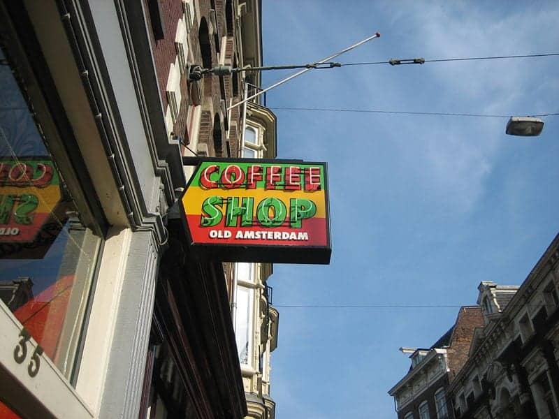 Principales atracciones de Ámsterdam: cafés