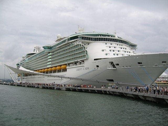 Los cruceros más grandes