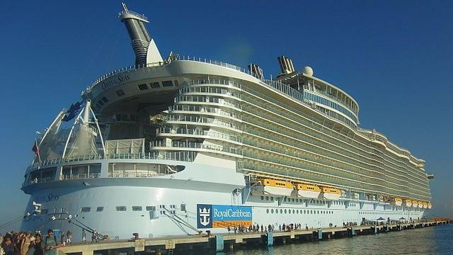 Los 10 cruceros más grandes jamás construidos 2