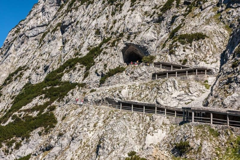 Eisriesenwelt Höhle: las cuevas subterráneas más populares