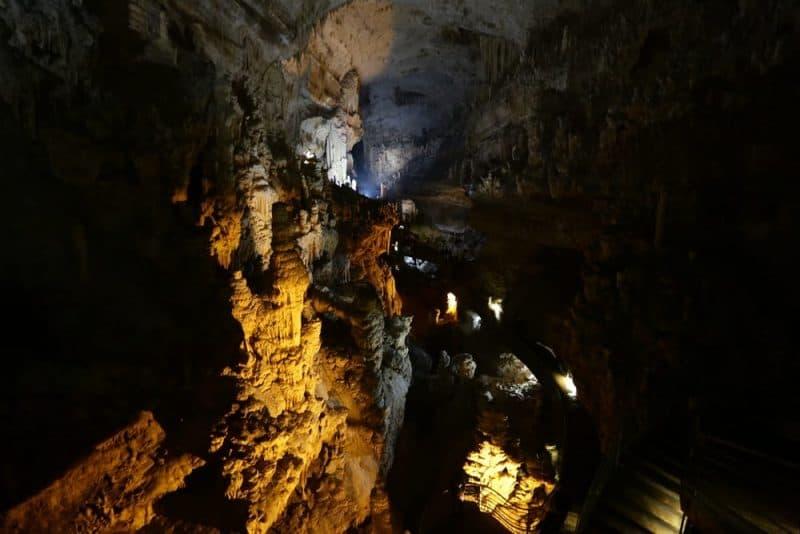 Jeita Grotto: las cuevas subterráneas más populares