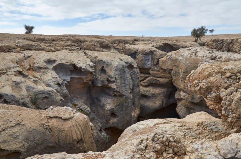 Majlis Al Jinn Cave: las cuevas subterráneas más populares