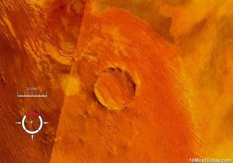 Cráter de impacto