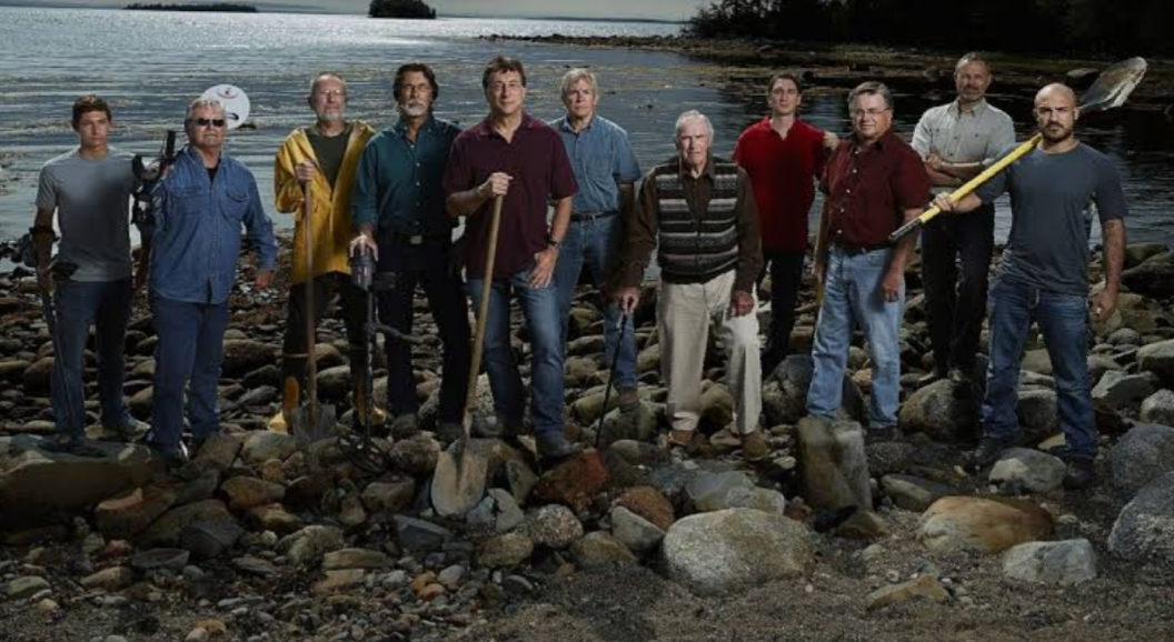 ¿Dónde se filma La maldición de Oak Island? 1