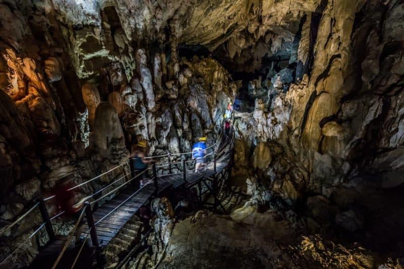 Cuevas de Mula: las cuevas subterráneas más populares