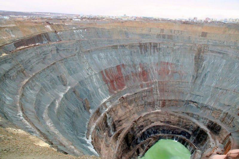 Las 10 minas a cielo abierto más increíbles 1
