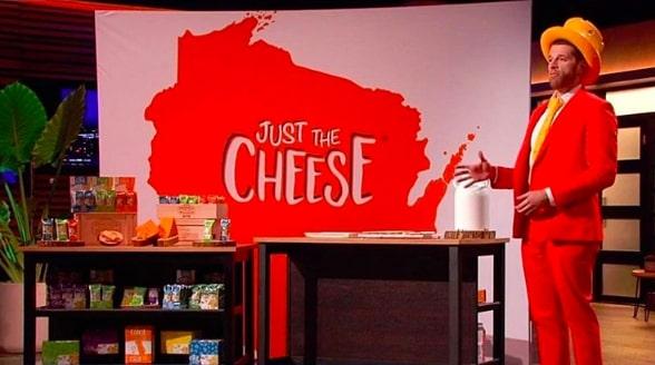 Solo el queso en Shark Tank: todo lo que sabemos 1