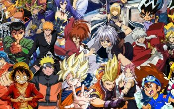 ¿Cuántos géneros y tipos de anime hay? 6