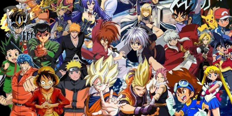 ¿Cuántos géneros y tipos de anime hay? 1