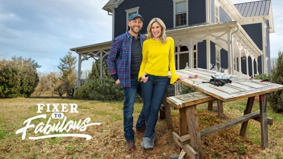 ¿Cuál es el patrimonio neto de Dave y Jenny Marrs? 1