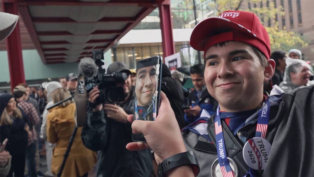 ¿Dónde transmitir American Selfie: One Nation se dispara a sí misma? 1