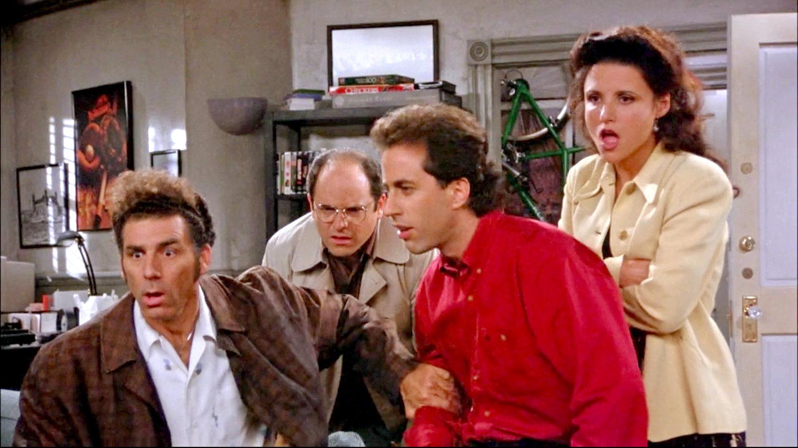 ¿Dónde transmitir Seinfeld? 1